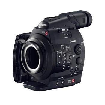 佳能 Cinema System C500机身 专业摄像机摄像机