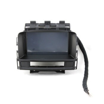 影像一体机 带车载gps 蓝牙 收音 固定电子眼 10-14款英朗导航图片5