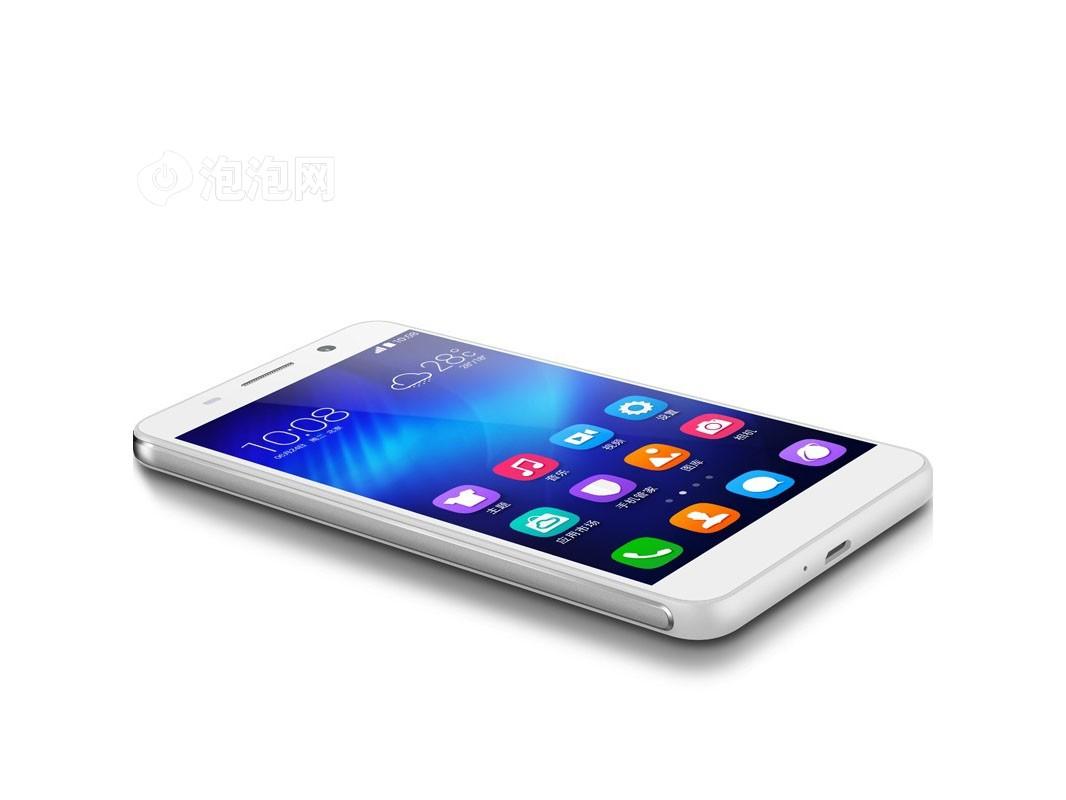 华为手机_华为荣耀6 (h60-l11) 3gb内存标准版 移动4g手机 (白色)图片10