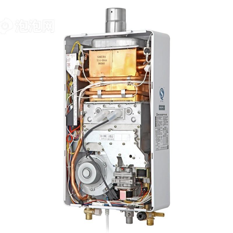 樱花88he79-16a 16升 恒温精控 燃气热水器(天然气)图片4图片