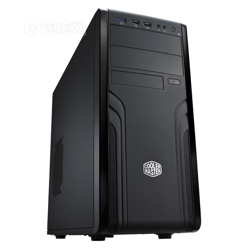 酷冷至尊裁者中塔式电脑机箱(电源上置/可背部理线/支持240水冷