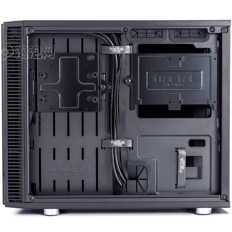 佛瑞克托设计definenanositx塔式机箱(标配12/14cm风扇/静音与散热