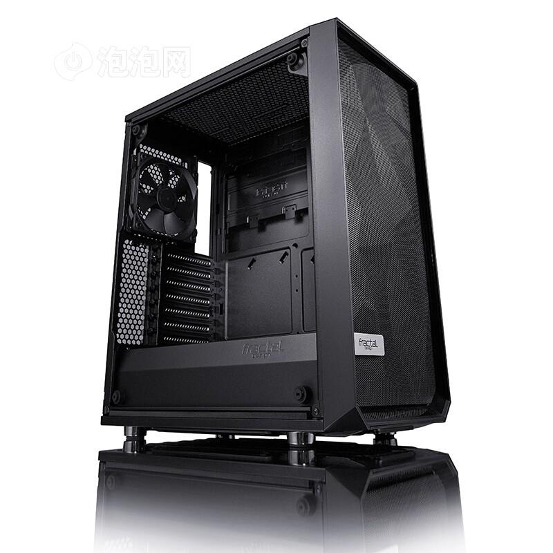> 佛瑞克托设计meshify c 全侧透钢化玻璃机箱(支持360mm冷排/3mm钢化