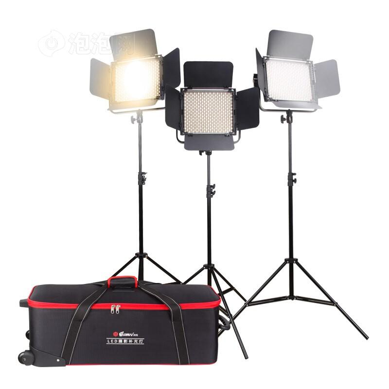 微�y��yb>[�X_锐玛yb901s影视led摄影摄像灯 外拍补光灯 微电影访谈灯 直播录像灯