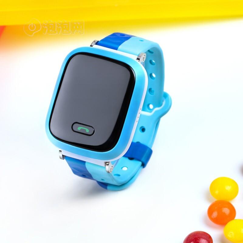 小天才电话手表y02 铠甲勇士定制款 防水版 蓝色 儿童智能手表360度