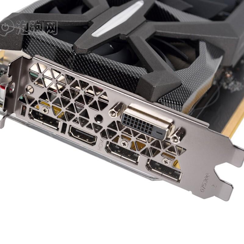 索泰Geforce GTX 1070Ti - 8GD5 玩家力量至尊PGF图片5