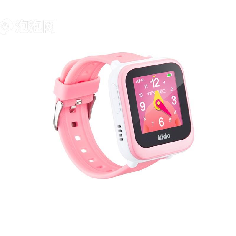 > kido儿童手表k2s 移动4g 智能儿童电话手表 360度安全防护 ip65级