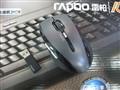 雷柏8200 2.4G无线多媒体键鼠套装(蓝光)图片