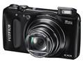 富士 F665EXR 数码相机 黑色(1600万像素 15倍光学变焦 3英寸液晶屏 24mm广角)图片