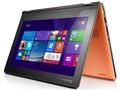 联想Yoga13 II 13.3英寸超极本(i3-4010U/4G/128G SSD/变形触控/高分屏/Win8.1/日光橙)图片