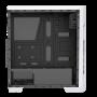 大水牛驭风者M 白色 中塔机箱(支持ATX主板/支持双水冷排/独立电源仓位/多硬盘支持/U3)图片