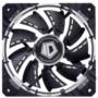 ID-COOLING CF-12025W 双光圈单体风扇 12cm温控减震白光图片