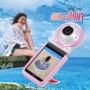 卡西欧EX-FR100L 数码相机(3.0英寸 1020万像素 F2.8光圈)美颜自拍相机 粉色图片