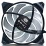 酷冷MasterFan Pro120 RGB机箱风扇(均衡型风扇/旋翼扇叶/12cm/RGBLED轴承)图片