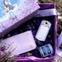 """卡西欧EX-TR550  """"紫""""愿有你 限定礼盒(1110万像素 21mm广角)浅紫色 自拍神器 美颜相机图片"""