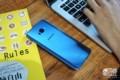 三星Galaxy S8+(SM-G9550)4GB+64GB版 雾屿蓝 移动联通电信4G手机 双卡双待图片