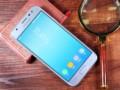 三星Galaxy J3(J3300)3GB+32GB版 雪夜黑 移动联通电信4G手机 双卡双待图片