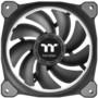 Thermaltake Riing Plus H12 LED RGB 机箱风扇(风扇*3/256色/手动控制盒/灯光同步主板/LED导光圈)图片