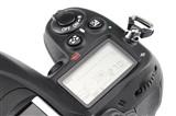 尼康D7000 单反机身肩屏图片