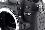 尼康D7000 单反机身产品标识图片