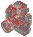 奥林巴斯E-M5 MarkII内部构造图片1