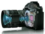 奥林巴斯E-M5 MarkII内部构造图片7