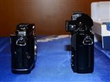 奥林巴斯E-M5 MarkII对比图片7