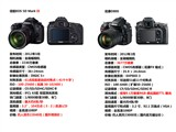 佳能EOS 5D5D3对比D800图片
