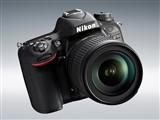尼康D7100 单反机身外观图片9
