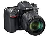 尼康D7100 单反机身外观图片2