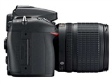 尼康D7100 单反机身外观图片6