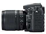 尼康D7100 单反机身外观图片8