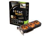 索泰GTX780-3GD5 AMP 1006-1059MHz/6208MHz 3GB/384bit GDDR5图片6