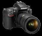 尼康D810 全画幅单反相机外观图片1