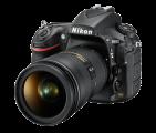 尼康D810 全画幅单反相机外观图片10