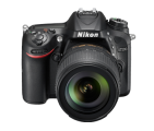 尼康D7200 APS-C画幅单反相机外观图片2