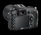 尼康D7200 APS-C画幅单反相机外观图片3