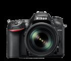 尼康D7200 APS-C画幅单反相机外观图片5