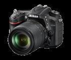 尼康D7200 APS-C画幅单反相机外观图片6