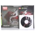 七彩虹GT730K 灵动鲨-2GD5 1046MHz/5000MHz 2G/64bit DDR5 PCI-E显卡图片8