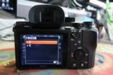 索尼A7RII 全画幅无反相机界面图片1