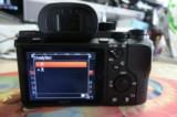 索尼A7RII 全画幅无反相机界面图片2