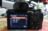 索尼A7RII 全画幅无反相机界面图片3