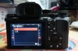 索尼A7RII 全画幅无反相机界面图片6