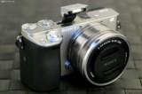 索尼a6000/ILCE-6000单机身 银色图片6