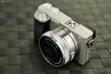 索尼a6000/ILCE-6000单机身 银色图片8