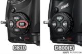 尼康D810 全画幅单反相机对比图片6
