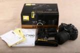 尼康D7100 单反机身细节图片8