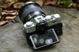 富士X-T10 微型单电相机细节图片6