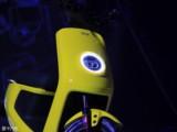 小牛M1智能电动踏板车 都市标准版M1/都市安全版M1 白色 都市版 都市标准版现场图片4